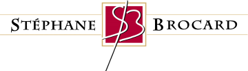 Stephane Brocard Logo